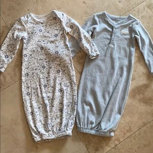 Carter's Sleeper Gowns